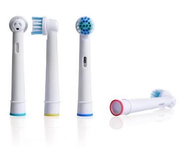 Unbranded 4-pack oral-b kompatibla och utbytbara tandborsthuvuden