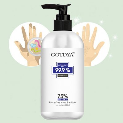 Handdesinfektion - 300 ml