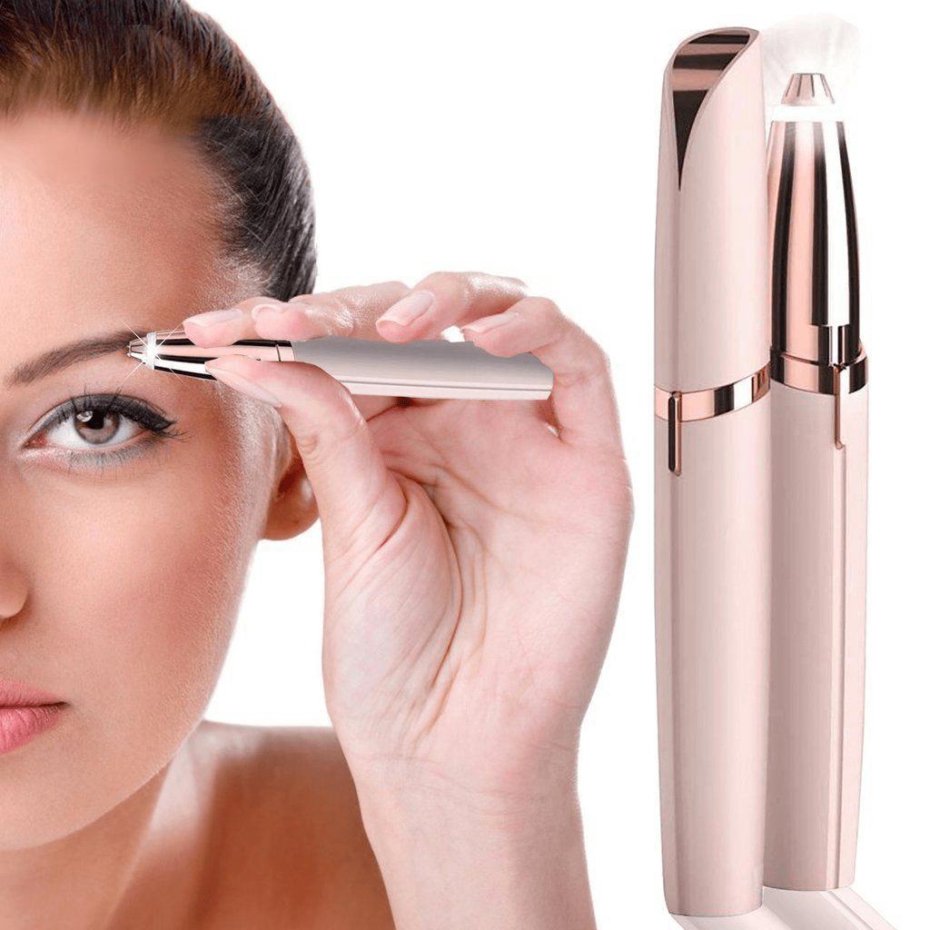 trimmer för ögonbryn